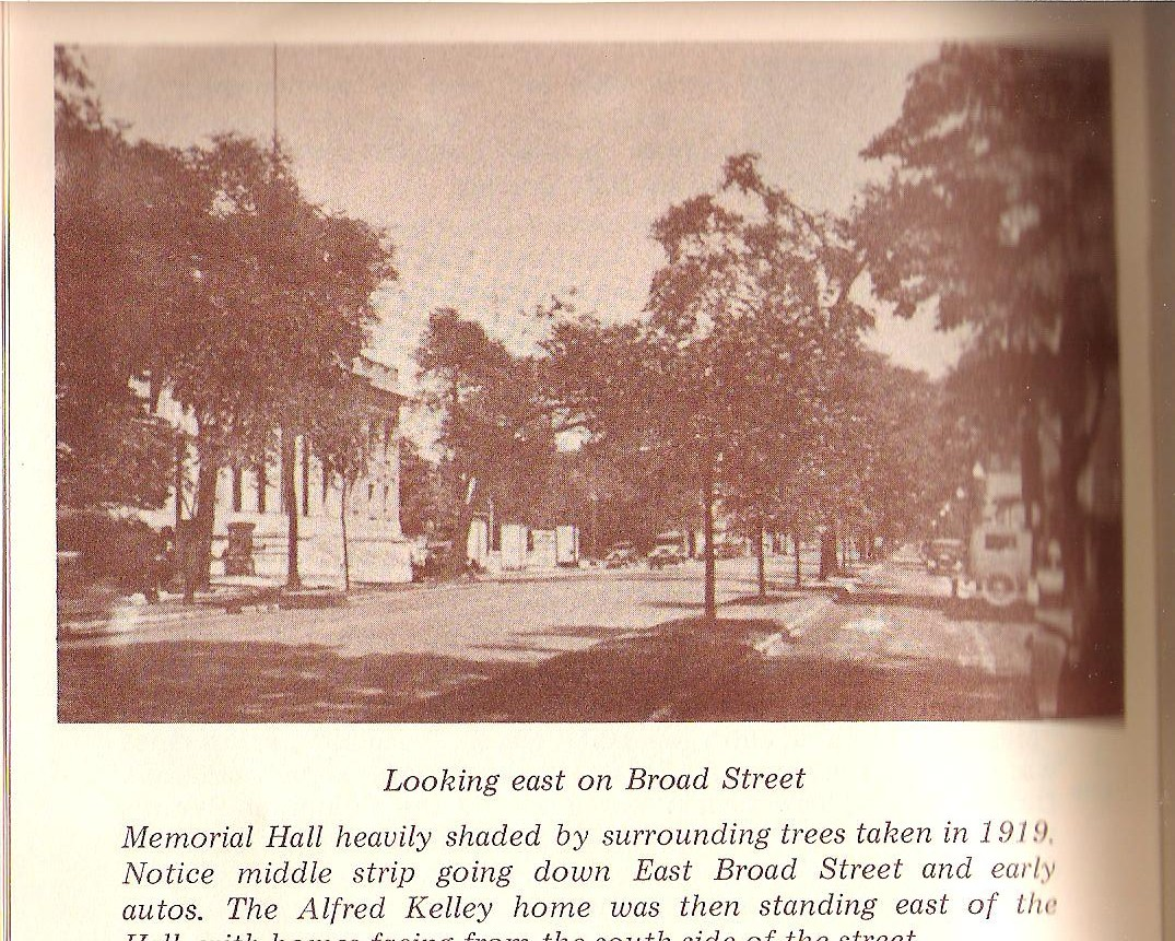 Credit: Memorial Hall: Biography of a Building by Evelyn M. Graham and Myron T. Seifert (1973)